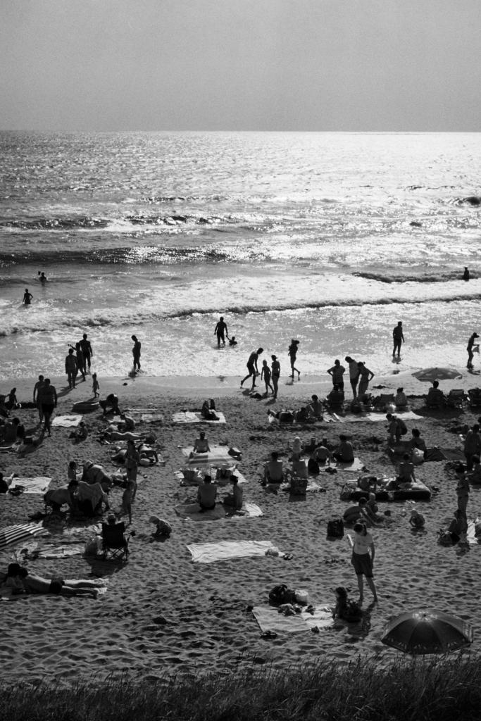Sunbathe in Olimp
